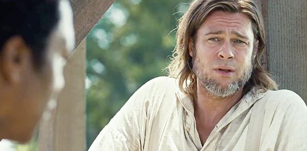 Brad Pitt 12 Years